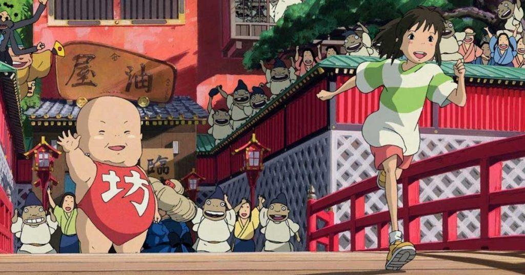 The Studio Ghibli